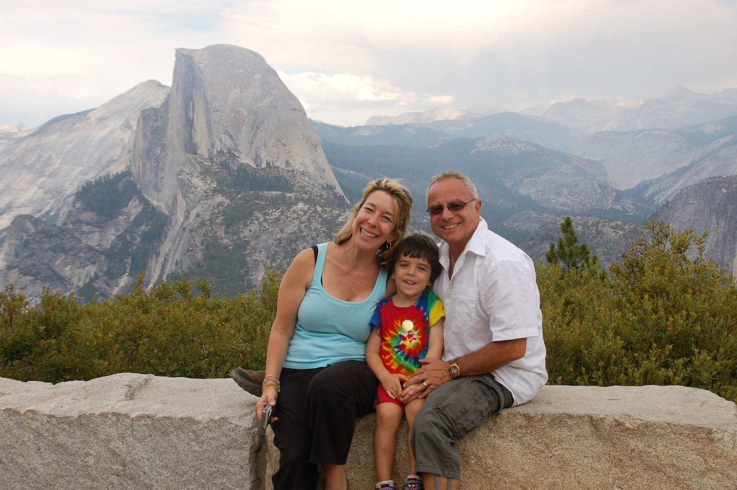 THE REDWOODS – SIERRA NATIONAL FOREST AND YOSEMITE